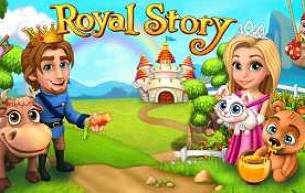 Royal Story - zasiądź na tronie i zadbaj o swoje królestwo!
