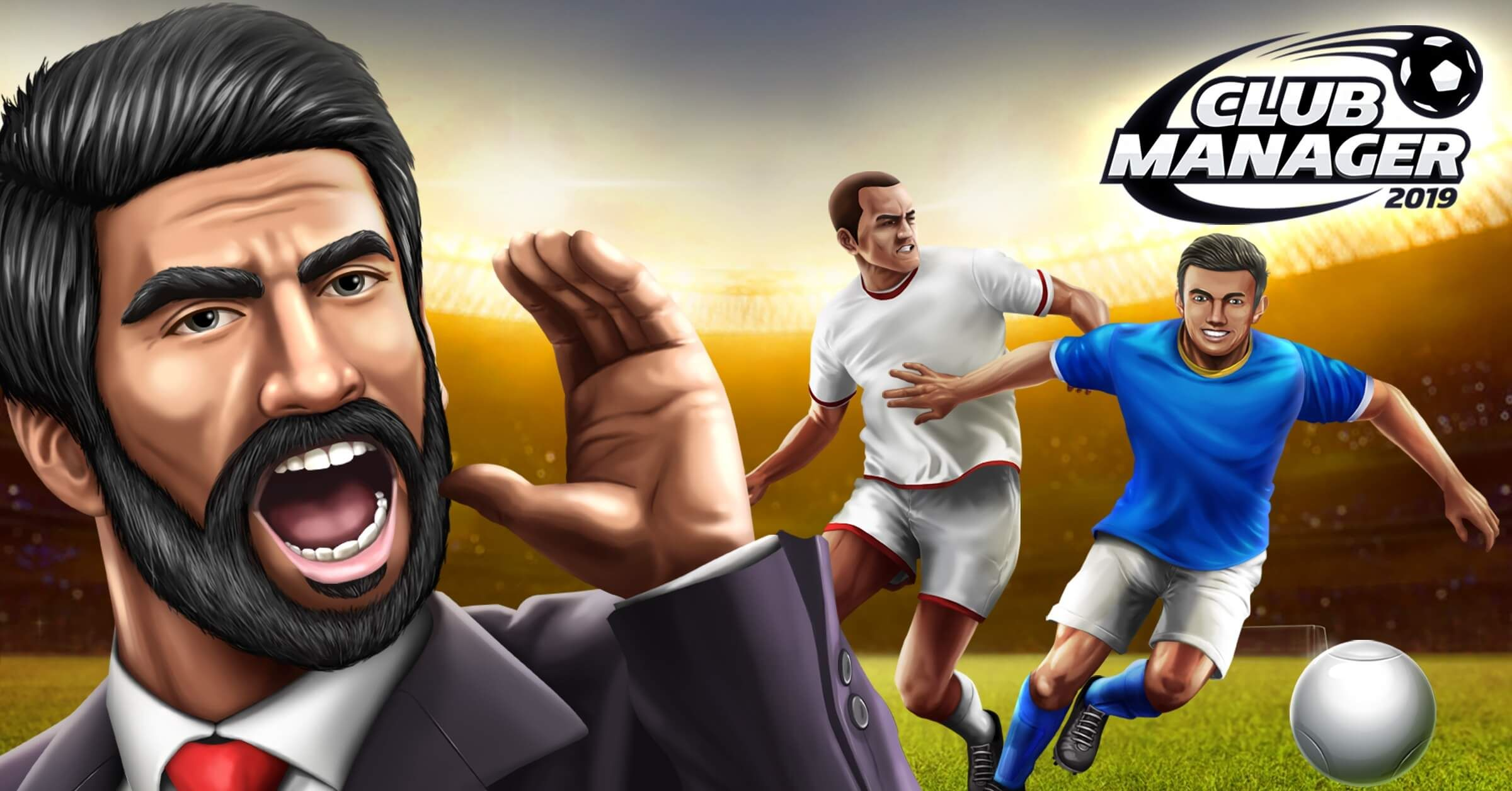Club Manager - gra manager piłkarski online!