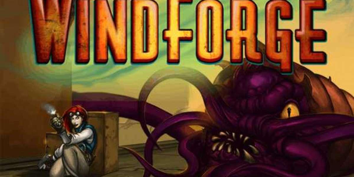 Recenzja i ocena gry Windforge na blogu dla graczy w portalu Meetplayer.