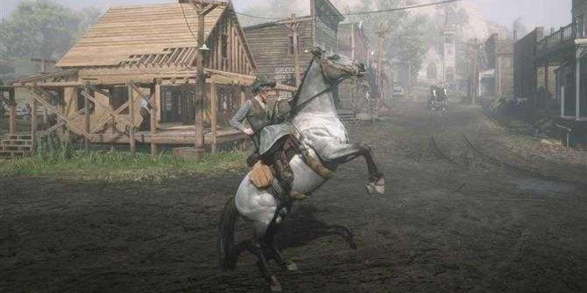 Gdzie można znaleźć najlepszego konia w grze Red Dead Redemption 2 ?