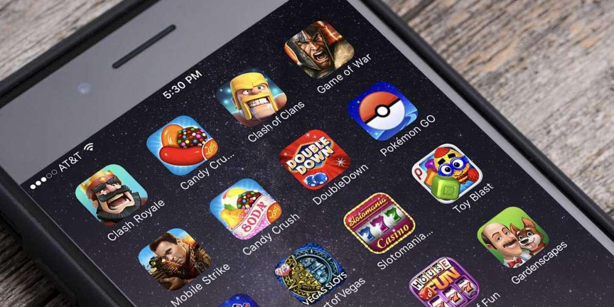 Najlepsze gry na telefon komórkowy. Ranking gier mobilnych na androida i IOS!