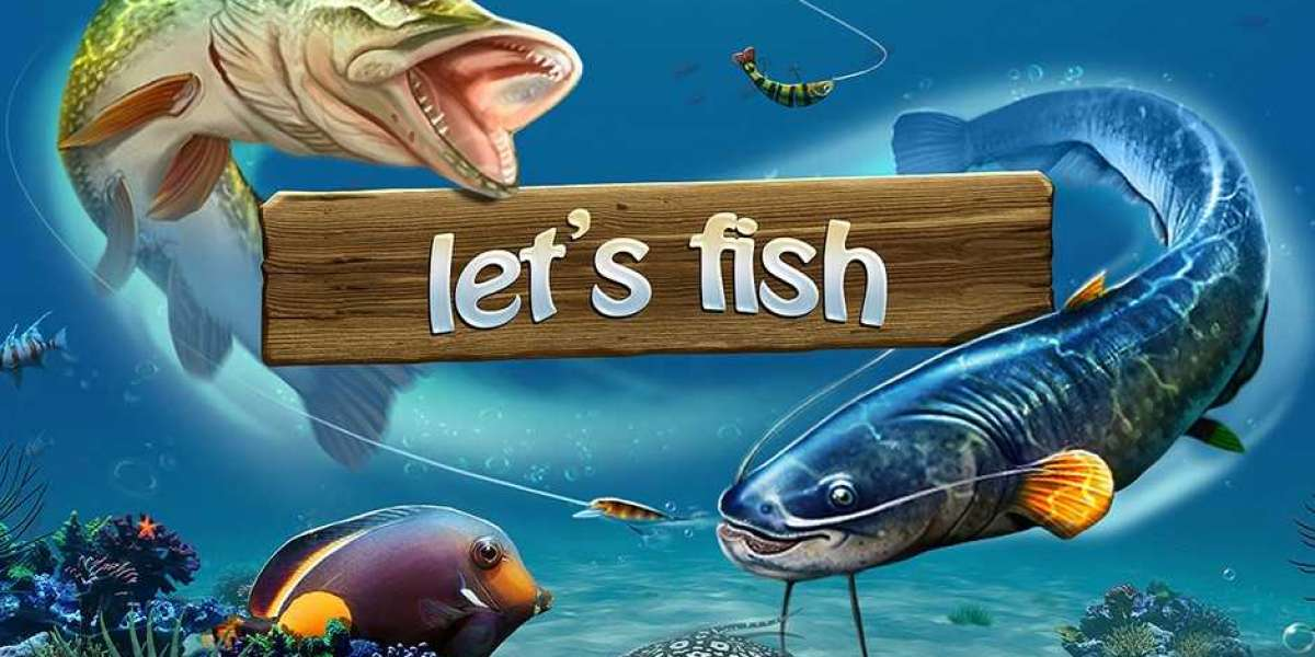 Lets Fish, Na Ryby, symulator wędkowania!