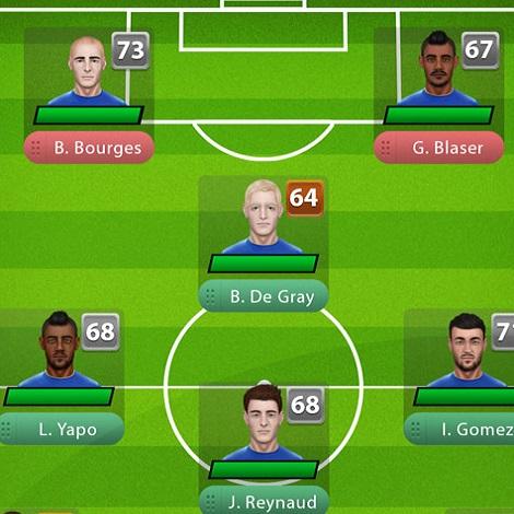 Gra  Club Manager  - Fajne Gry - Online, Na Telefon i PC